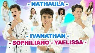 LEMONGRASS | Nathaula, Ivanathan, Sophiliano, Yaelissa...