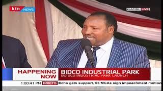 Bidco opens Industrial Park in Kiambu County