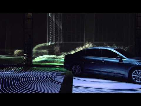 Volkswagen Passat Advert - Park Assist
