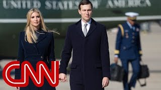 New book details the rise of Ivanka Trump and Jared Kushner