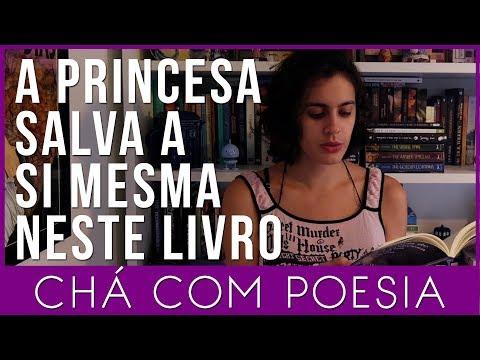 A Princesa Salva a Si Mesma Neste Livro -  Amanda Lovelace - Chá com Poesia