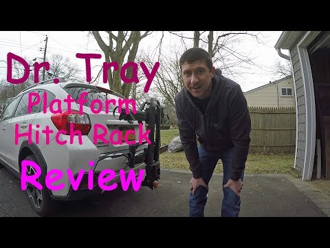 Yakima Dr. Tray Bike Rack Review | Dr Tray Hitch Rack Review