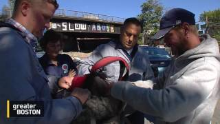 Greater Boston: Homeless Encampments in Worcester