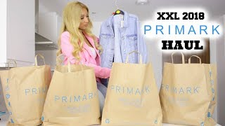 £200 SPENT IN PRIMARK - TRY ON SPRING/SUMMER HAUL | SHERLINA NYM - Video Youtube