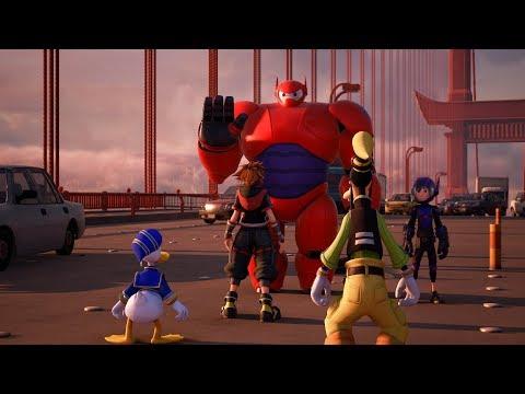 Kingdom Hearts III : Short Trailer