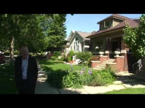 Touring Ravenswood Gardens with Chris Moran