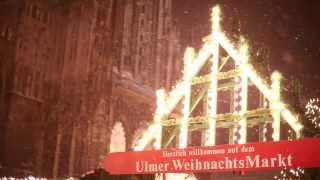 preview picture of video 'Weihnachtsmarkt Ulm 2014'