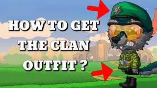 • Fun Run 3 Arena • How to have Clan Outfit ?
