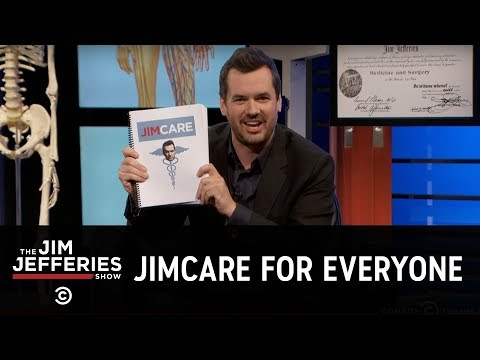 Jimcare for Everyone - The Jim Jefferies Show - Comedy Central