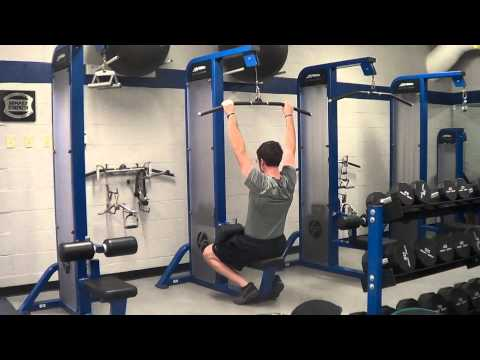 Scap Pull down