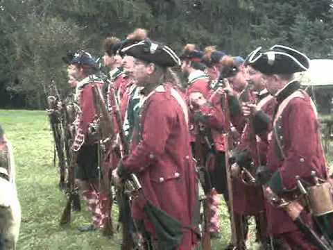Pája Junek - Pája Junek - Na stráži  (French and Indian War)