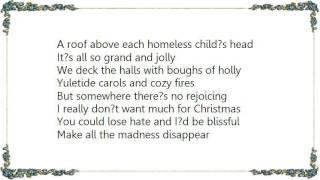 Chris Botti - I Really Don't Want Much for Christmas Lyrics