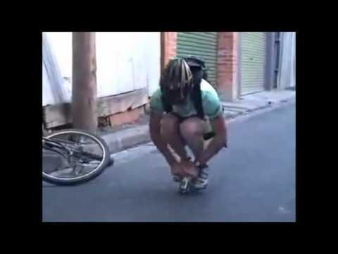 Kieszonkowy rowerek