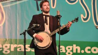 Sunny Side - Petr Vosta - ABBA Banjo Melody - Omagh Bluegrass Music Festival 2011