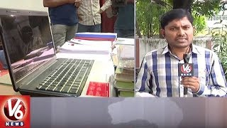 Police Busted Fake Certificate Gang In Hyderabad | Arrest 5 Persons | V6 News