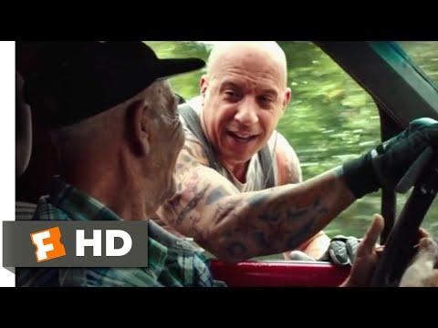 xXx: Return of Xander Cage (2017) - Jungle Skiing Scene (3/10)   Movieclips
