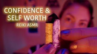 Confidence and Self Worth, Reiki ASMR