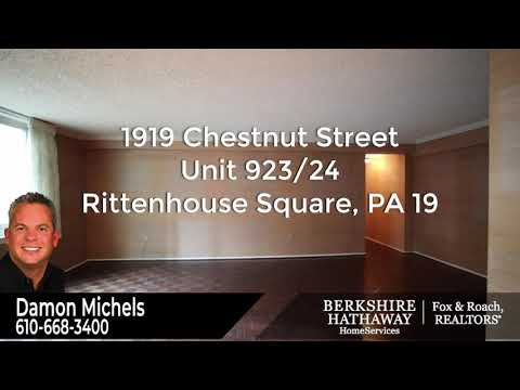 1919 Chestnut St Unit 923, Philadelphia, PA 19103