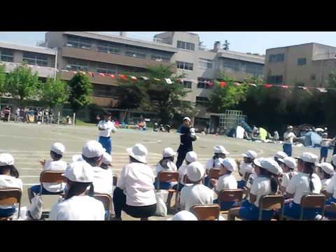 千葉市立幸町第一小学校 2012運動会