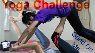 Yoga Challenge turn to Grind On Me Music Video/ Classy Js