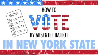 How to vote by absentee ballot in NY: Everything you need to know