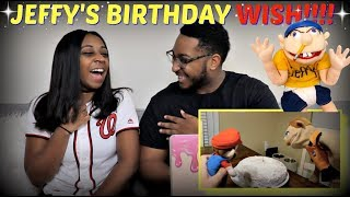 "SML Movie: ""Jeffy's Birthday Wish!"" REACTION!!!!"