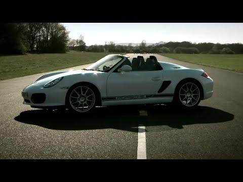 Porsche Boxster Spyder review - BBC