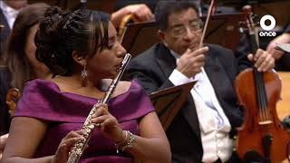 Conciertos OSIPN - Ludwig Carrasco y Yadira Guevara