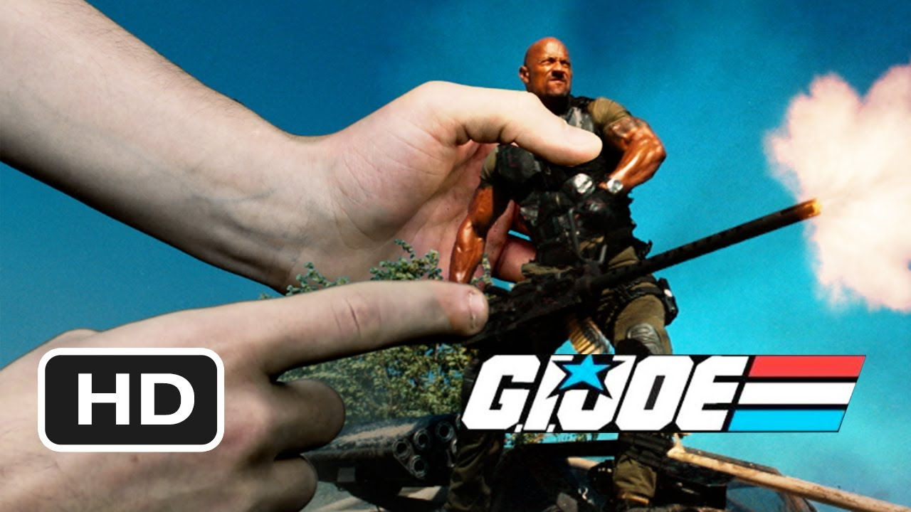If That Awesome GI Joe Trailer Were An '80s Toy Commercial