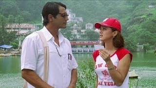Preity Plays Prank On Arjun Rampal - Dil Hai Tumhara Scene