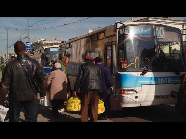 Транспорт Ангарска работает по-новому