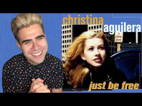 Christina Aguilera - Just Be Free / Album (REACTION)