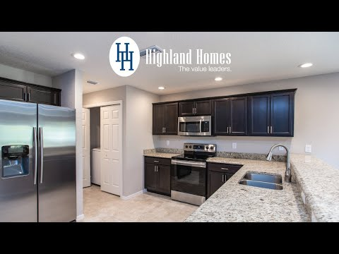 Champagne Townhome Video