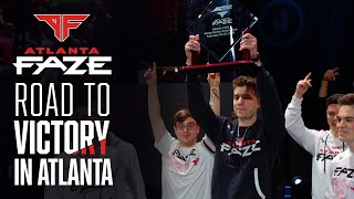 Atlanta FaZe's Road to Victory at the Atlanta Home Series