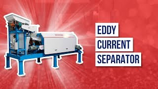 Eddy Current Separator - Jaykrishna Magnetics Pvt. Ltd.