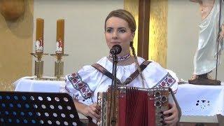 Video Vlasta Mudríková - Chrámový koncert Snežnica