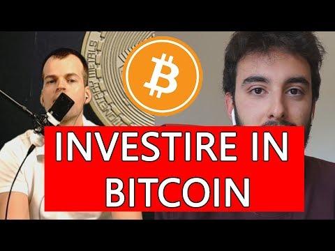 Ottenere un prestito bitcoin