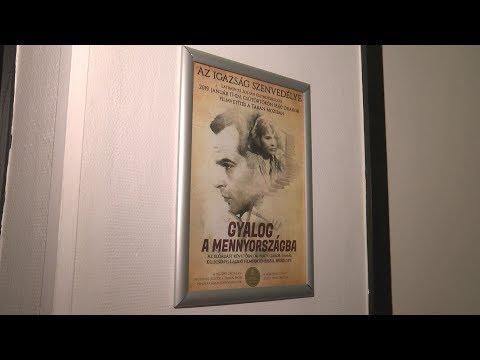 Tabáni Filmklub - Gyalog a mennyországba - video preview image