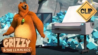 Grizzy imprime ses photos - Grizzy & les Lemmings