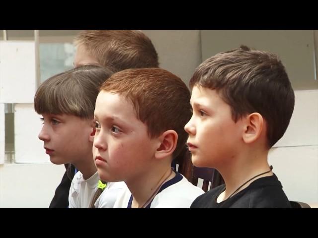Школьники знакомятся с бытом первостроителей