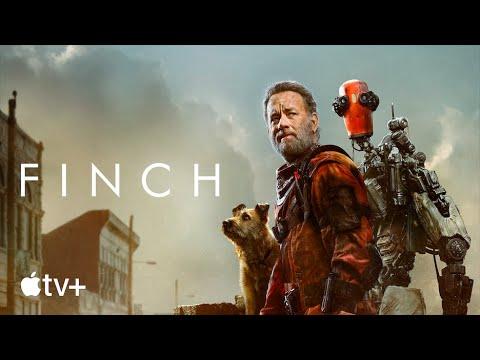 Finch – Il trailer ufficiale