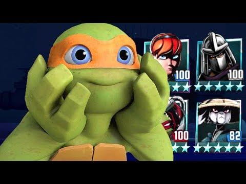 Ninja Turtles Legends PVP HD Episode - 540 #TMNT