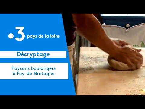 Loire-Atlantique : Paysans boulangers
