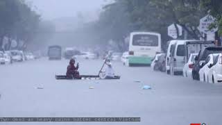 Two dead as heavy rains batter central Vietnam