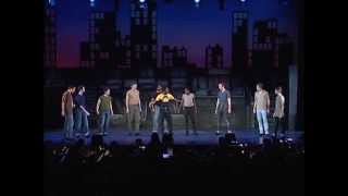 West Side Story - Jet Song (EBHS Drama Club, March 2013)