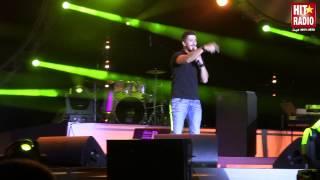 Reportage Live Saad Lamjarred au Festival Rai d'Oujda 2014 avec HIT RADIO