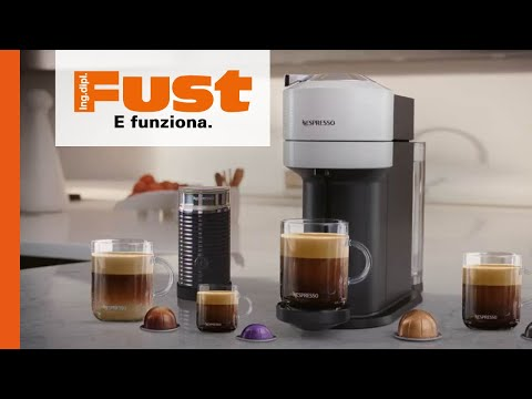 YouTube Nespresso® Vertuo Next XN9105 cherry red