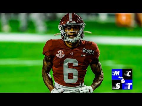 (NFL Draft Spotlight) Alabama Wr Devonta Smith!!!