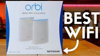 Netgear Orbi Review: Finally! The Best WiFi Router! 😍