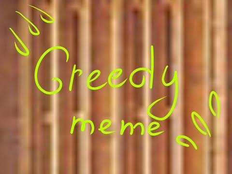 Greedy (meme) (Flipaclip) gift :3